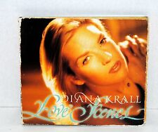 Diana Krall LOVE SCENES 1998 CD MUSIC