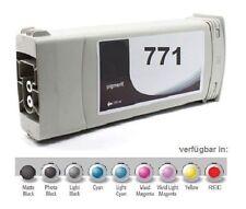 Tinta para HP Designjet Z6200 / nr. 771 B6Y11A ce041a Light AGENTA Cartucho de