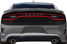 Rear Complete Blackout Vinyl Graphic Decal Kit for Dodge Charger 2015 & Up