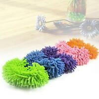 1x Fashion Kitchen Mop Shoes Sets Dust Floor Slipper Cover House Clean Cover  GA
