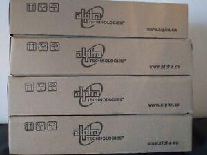 4 Alpha Technologies Cordex Power Module Rectifier CXRF-HP48-2.4KW 0100003-001