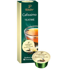 TCHIBO CAFISSIMO 476571 Cafissimo Teatime Rooibos Vanilla, Teekapseln