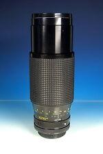 Soligor C/D 78-210mm/3.5 Objektiv lens objectif für Canon FD - (90658)