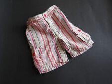 BABY GAP Total knuffiger Streifen Sommer Shorts mit Leinen Gr.3-6m 68