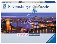 Ravensburger 15064 London At Night 1000 Piece Panoramic Photo Jigsaw Puzzle New
