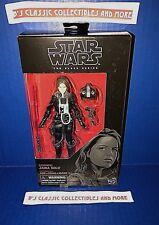 "Star Wars The Black Series Jaina Solo 6"" Figure #56 (Legends) New!"