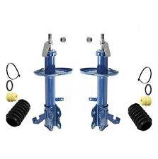 Monroe Front Left & Right Struts & Boot Kits For Chevy Geo Prizm Toyota Corolla