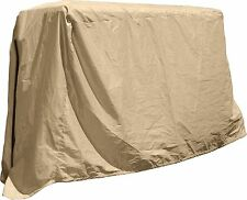 Golf Cart 4 Passenger Deluxe Beige Storage Cover Universal Fit for Extended Tops