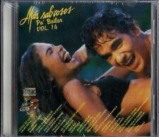 Mas Sabrosos Pa' Bailar Volume 14 Latin Music CD New