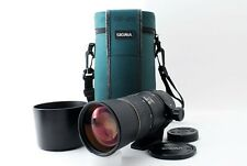 【N.Mint】SIGMA APO 135-400mm f/4.5-5.6 DG For Sigma SA/KPR from Japan 692660