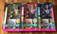 "2000 Nsync # 1 Fan Teresa, Barbie, Christie Doll Set  **Barbie Exclusive** ""NEW"""