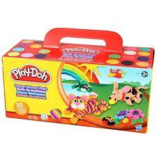 Play-Doh A7924 Spielknete 20 Dosen Knete Pack 1680g verschiedene Farben