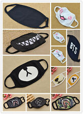 Variety Mouth Face Mask Cover Respirator Cycling Anti-Dust Anime EXO Ape Emoji