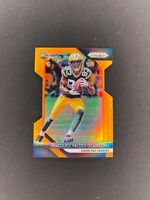 2018 Panini Prizm MARQUEZ VALDES-SCANTLING Orange Die Cut /249 SP Rookie RC #240