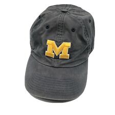 University Michigan Wolverines Franchise Hat Size Small Navy Blue Twins NCAA
