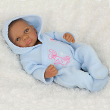 Lifelike African American Baby Dolls Boy Real Life Like Baby Doll Birthday Gift