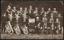 Bala Town Silver Band.