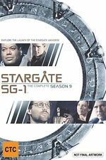 Stargate SG-1 : Season 9 (DVD, 2007, 6-Disc Set)