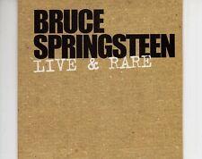 CD BRUCE SPRINGSTEENlive & rarePROMO 2003 EX+ CARDSLEEVE  (A4247)