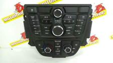 AUDIO CONTROL Vauxhall Astra Radio/Stereo Switches 2014 & WARRANTY - 13435154