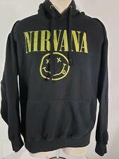 Nirvana Vintage Hoodie Size XL 2429