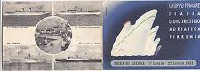 G42-LLOYD TRIESTINO-GRUPPO FINMARE 1951