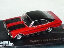 Opel Commodore  A GS/E coupé 1970-1971
