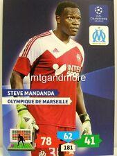 Adrenalyn XL Champions League 13/14 - Steve Mandanda - Olympique De Marseille