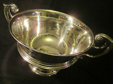 PORCELLIAN CLUB harvard university new york antique sterling silver table art