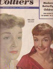 1952 Colliers September 20 - Alan Ladd;Amos Alonzo Stagg;St. Thomas on the Muddy