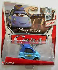 Disney Pixar Cars Chase RUKA más de 100 automóviles muy rara en la Lista Reino Unido!!!