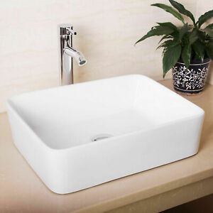 Ceramic Bathroom Basin Sink Cloakroom Hand Wash Counter Top / Amazing Quality