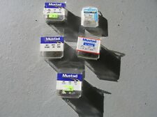 5 PACKS OF MUSTAD HOOKS FOR TYING FLIES OR STREAMERsS