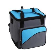 Norauto Kühltasche, elektrisch mit 12 V, ca. 28 Liter Fassungsvermögen, in Blau/