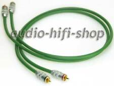 1,50m ALBEDO High-End Stereo Cinchkabel von Sommer Cable Teflonisolierte Stecker