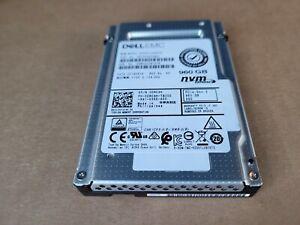 DRC9H DELL EMC 960GB U.2 NVMe PCIe Gen3 2.5in SSD 0DRC9H KCD5XLUG960G