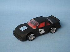 Matchbox Nascar Chevy Lumina GM Parts Goodwrench Matt Black Toy Model Car 70mm