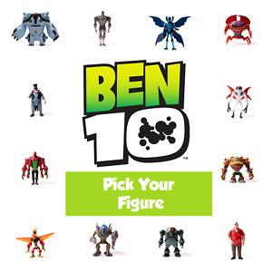 Ben 10 Figures - 10cm Toys - Omniverse / Ultimate / Alien Force - Wide Range