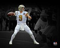 "Drew Brees New Orleans Saints Unsigned Spotlight 8"" x 10"" Photo - Fanatics"