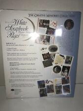 8.5x11 Creative Memories 30 Pages 15 Sheets RCM-11S Scrapbook Album Refill NEW