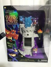 Of Dragons, Faries & Wizards Magical Wizards Grey Tower Playset New