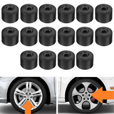16pc 17mm Wheel Nut Lug Bolt Cap Cover For VW Passat Golf Polo Tiguan Jetta