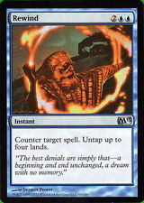 Rewind from Magic the Gathering Magic 2013 Set in Near Mint to Mint Condition