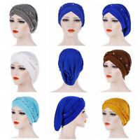 sur la tête turban tresse muslim hijab cancer de la chimio pac - chapeau