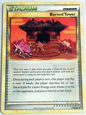 Pokemon Cards BURNED TOWER 71/90 HGSS UNDAUNTED SET UNCOMMON (E)