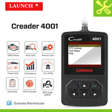 LAUNCH X431 Creader CR4001 OBD2 Scan tool OBDII Car Auto Diagnostic Code Reader