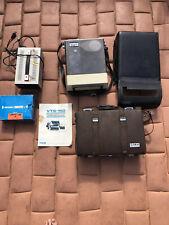 70s Akai color VTR 1/4 In. video recorder VT150 VC150 Color Camera Complete Set