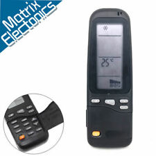 Remote Control for Airwell Electra Air Conditioner RC-3 RC-4 RC-7 Replacement AU