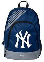 MLB New York Yankees Border Stripe Backpack