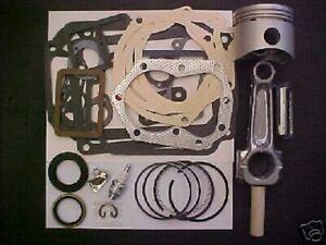 Engine Rebuild kit fits Kohler 10 hp K241 w/free tune up piston 010 rod standard